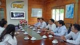 Bí thư Tỉnh ủy Long An – Phạm Văn Rạnh thăm, làm việc với các khu công nghiệp tại Bến Lức