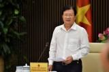 Phó Thủ tướng: Tập trung triển khai lập Quy hoạch tổng thể Quốc gia