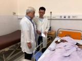 Cháy nổ ở Cam Ranh: Thùng phuy dầu phát nổ, gây cháy khu vực lán trại?