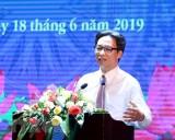 Giao ban báo chí nhân kỷ niệm 94 năm Ngày Báo chí Cách mạng Việt Nam