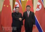 Trung Quốc cam kết hợp tác chặt chẽ trong vấn đề Bán đảo Triều Tiên