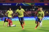 Copa America: Thắng nhọc Qatar, Colombia đoạt vé đầu vào tứ kết