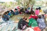 Vĩnh Long: Phá 'sòng bạc quý bà' trong vườn trái cây, thu giữ trên 220 triệu đồng