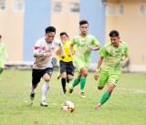 U21 Long An đại thắng trước U21 Bến Tre