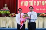 Phê chuẩn Phó Chủ tịch UBND tỉnh Long An