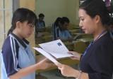 Thí sinh bước vào môn thi đầu tiên - Ngữ văn