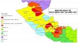 Long An tiếp tục phát hiện 3 ổ dịch tả heo Châu Phi tại huyện Bến Lức
