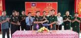 Kiến Tường - Kong Pong Ro ký kết biên bản hợp tác năm 2019