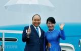 Thủ tướng đến Osaka, bắt đầu chuyến tham dự Hội nghị Thượng đỉnh G20