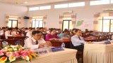 Khai mạc Kỳ họp thứ 13, HĐND huyện Đức Hòa khóa XI