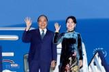 Thủ tướng lên đường tham dự Hội nghị Thượng đỉnh G20 và thăm Nhật Bản