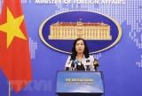 Việt Nam lên tiếng về phát biểu của Tổng thống Hoa Kỳ Donald Trump