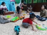 Cần có nhiều khu vui chơi cho trẻ trong dịp hè