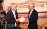 Tập đoàn Thái Bình Dương của Trung Quốc muốn đầu tư vào TP.HCM