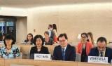 Việt Nam chủ trì thảo luận về quyền phụ nữ và biến đổi khí hậu