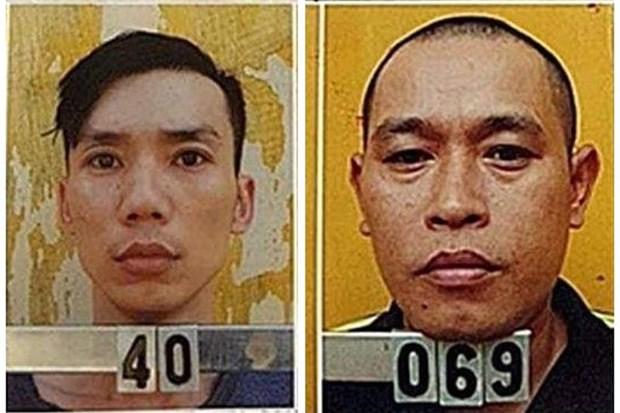 Nguyễn Viết Huy và Nguyễn Văn Nưng bị truy nã toàn quốc.