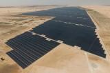 UAE ra mắt dự án điện mặt trời lớn nhất thế giới