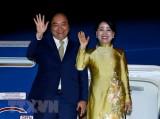 Thủ tướng kết thúc tham dự Hội nghị thượng đỉnh G20, thăm Nhật Bản