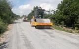Đầu tư xây dựng đường tuần tra biên giới