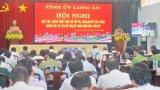 Tỉnh ủy Long An tổ chức học tập, quán triệt một số Chỉ thị, Nghị quyết của Đảng