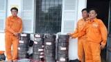 Bắt giữ 3 đối tượng giả danh nhân viên điện lực bán hàng kém chất lượng