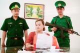 Bộ đội Biên phòng Long An quyết liệt tấn công, trấn áp tội phạm ma túy trên biên giới