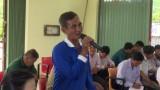 Đại biểu Quốc hội tiếp xúc cử tri huyện Vĩnh Hưng