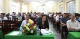 Khai giảng lớp bồi dưỡng cán bộ nguồn Ban Chấp hành Đảng bộ tỉnh Long An