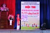 """Cần Giuộc tổ chức Hội thi kể chuyện sách Hè và văn nghệ """"Tiếng hát hoa phượng đỏ"""" năm 2019"""