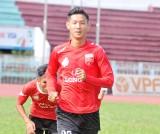 Khắc Vũ - cầu thủ duy nhất của Long An được triệu tập lên tuyển U23