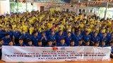 Huyện đoàn Đức Hòa tổ chức học tập thực tế Khóa tu mùa hè năm 2019