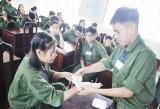 Chương trình Học kỳ trong quân đội - Môi trường rèn luyện kỹ năng sống