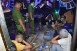 Đức Hòa: Kiểm tra quán Karaoke Diamond phát hiện 24 đối tượng sử dụng ma túy