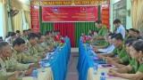 Vĩnh Hưng: Bảo đảm an ninh, trật tự trên tuyến biên giới