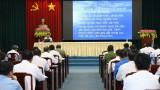 Khai giảng đợt 2 lớp bồi dưỡng cho cán bộ thuộc diện Ban Thường vụ Tỉnh ủy quản lý