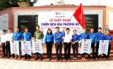 Xuất quân Chiến dịch tình nguyện Hoa phượng đỏ năm 2019