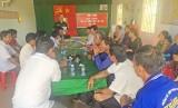 Đồn Biên phòng Sông Trăng tăng cường tuyên truyền đến người dân biên giới
