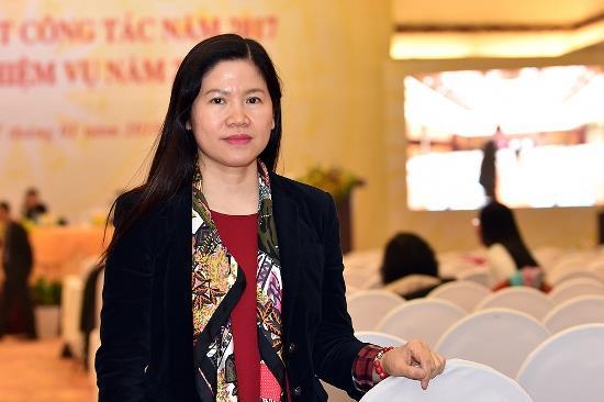 Phó Chủ nhiệm Văn phòng Chính phủ Mai Thị Thu Vân. (Nguồn: Baochinhphu)