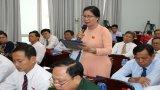 Kỳ họp thứ 15, HĐND tỉnh Long An khóa IX: Ý kiến của tổ đại biểu được tiếp thu, giải trình thỏa đáng