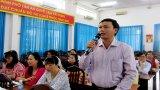 Công đoàn Viên chức tỉnh Long An tọa đàm Kỷ niệm 90 năm Ngày Thành lập Công đoàn Việt Nam