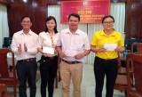 Hội thi trò chơi dân gian chào mừng Ngày Thành lập Công đoàn Việt Nam