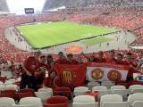 """Khán giả Việt Nam """"tiếp lửa"""" giúp MU đánh bại Inter Milan ở Singapore"""