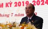 Ông Trương Văn Nọ tái cử chức vụ Chủ tịch UB.MTTQ Việt Nam tỉnh Long An