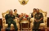 Đối thoại Chính sách Quốc phòng Việt Nam- Campuchia lần thứ 4