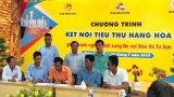 Long An kết nối tiêu thụ hàng hóa, nông sản với siêu thị Tứ Sơn - An Giang