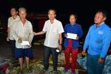 Tân Hưng: Mưa dông, lốc xoáy làm sập và tốc mái 64 căn nhà