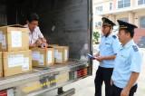 Cục Hải quan Long An: Nguồn thu từ hoạt động xuất nhập khẩu đạt trên 88% chỉ tiêu
