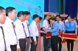 Long An: Họp mặt kỷ niệm 90 năm Ngày thành lập Công đoàn Việt Nam