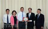 TP.HCM và tập đoàn Intel đẩy mạnh hợp tác cùng phát triển