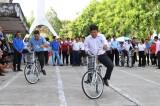 Rộn ràng hoạt động trò chơi dân gian kỷ niệm 90 năm Ngày Thành lập Công đoàn Việt Nam